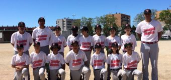 TERCEROS DE ESPAÑA EN LA LITTLE LEAGUE