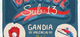 GANDIA ACOGE EL CAMPEONATO DE ESPAÑA SUB 13