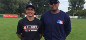 MLB ALL – STAR CADET CAMP 2018 (Regensburg – Alemania)